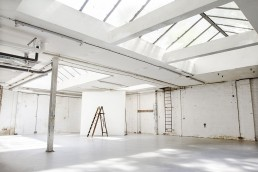Daglicht studio Amsterdam